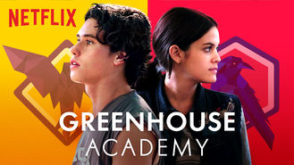 Netflix box art for Greenhouse Academy - Season 1