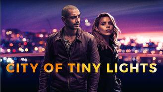 Netflix box art for City of Tiny Lights