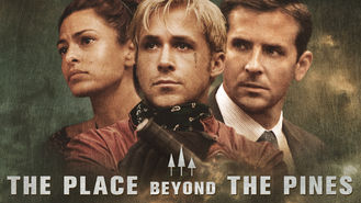 Netflix box art for The Place Beyond the Pines