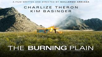 Netflix box art for The Burning Plain