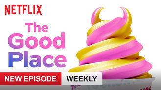 Netflix box art for The Good Place - Season 1
