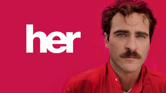 Her (2013) on Netflix in the Netherlands