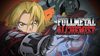 Netflix box art for Fullmetal Alchemist - Season 1