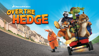 Netflix box art for Over the Hedge
