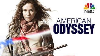 Netflix box art for American Odyssey - Season 1