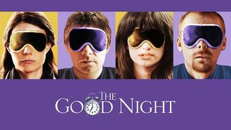 Netflix box art for The Good Night