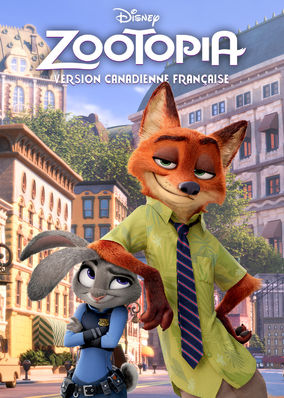 Zootopia (Canadian French Version)