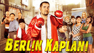 Netflix box art for Berlin Kaplani