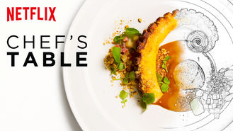 Netflix box art for Chef's Table - Season 2