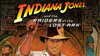 Netflix box art for Raiders of the Lost Ark