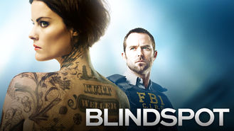 Netflix box art for Blindspot - Season 1