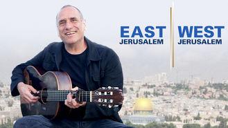 Netflix box art for East Jerusalem West Jerusalem