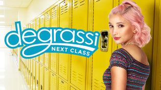 Netflix box art for Degrassi: Next Class - Season 2