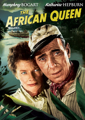 Box art for The African Queen