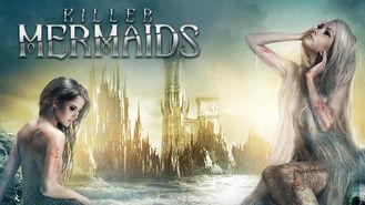 Netflix box art for Killer Mermaid