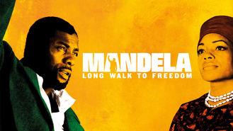 Netflix box art for Mandela: Long Walk to Freedom
