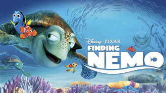 Netflix box art for Finding Nemo