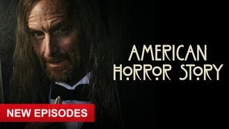 Netflix box art for American Horror Story - Season Coven