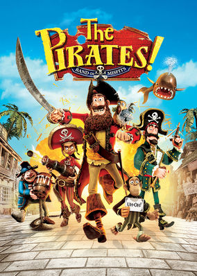 Pirates! Band of Misfits, The