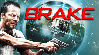 Netflix box art for Brake