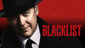Netflix box art for The Blacklist - Season 3