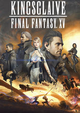 Kingsglaive: Final Fantasy XV Netflix UK (United Kingdom)