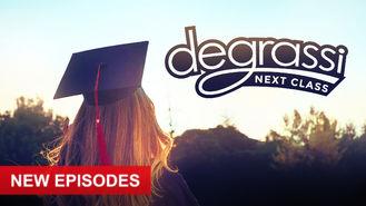 Netflix box art for Degrassi: Next Class - Season 4