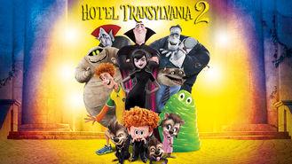 Netflix box art for Hotel Transylvania 2