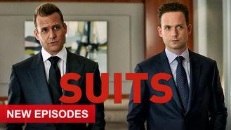 Netflix Box Art for Suits - Season 6