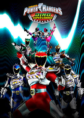 Power Rangers Dino Super Charge - Season 1