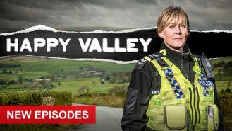 Netflix box art for Happy Valley - Series 2
