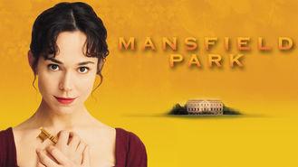 Netflix box art for Mansfield Park
