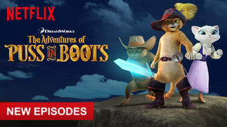 Netflix Box Art for Adventures of Puss in Boots - Season 3, The