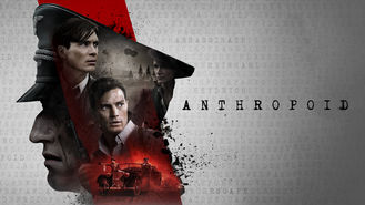 Netflix box art for Anthropoid