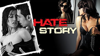 Netflix box art for Hate Story