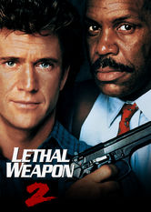 Box art for Lethal Weapon 2