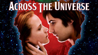 Netflix box art for Across the Universe