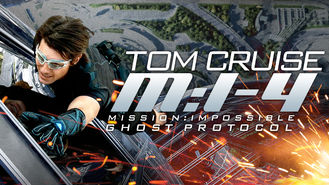 Netflix Box Art for Mission: Impossible - Ghost Protocol