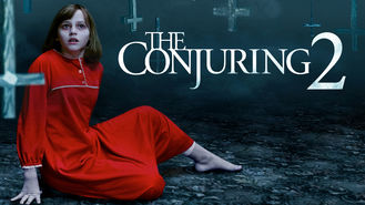 Netflix box art for conjuring 2