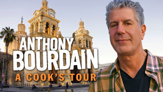 Netflix box art for Anthony Bourdain: A Cook's Tour - Season 1