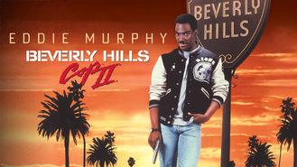 Netflix box art for Beverly Hills Cop II