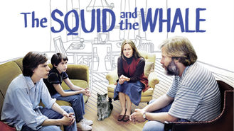 Netflix box art for The Squid and the Whale
