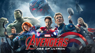 Netflix box art for Avengers: Age of Ultron