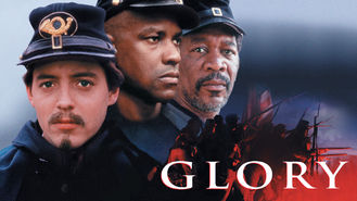 Is Glory on Netflix?