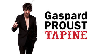 Netflix box art for Gaspard Proust tapine