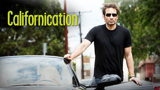 Netflix box art for Californication - Season 1
