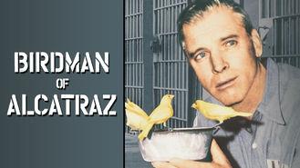 Netflix box art for Birdman of Alcatraz