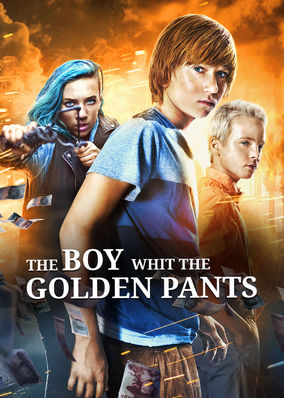 The Boy with the Golden Pants