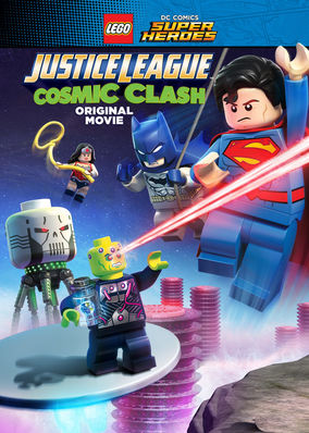 Justice League: Cosmic Clash