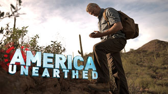 Netflix box art for America Unearthed - Season 1